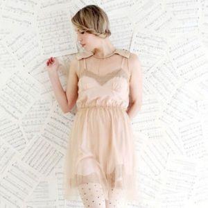 Rodarte for Target slip dress